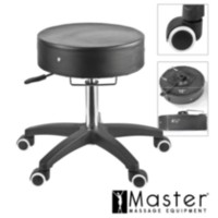 Master Massage Adjustable Rolling Stool