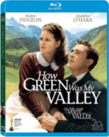How Green Was My Valley (Blu-ray) (Bilingual)