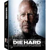 Die Hard: 25th Anniversary Blu-ray Collection (Blu-ray) (Bilingual)