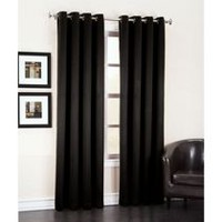 Sun Zero Madrid Grommet Curtains