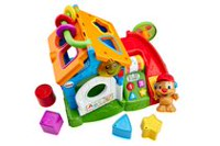 Fisher-Price Laugh & Learn Smart Stages Activity Playhouse - French Edition