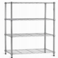 4 Shelf Storage Unit Walmart Canada