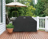 "Backyard Grill 70"" Barbecue Deluxe Polyester Grill Cover"