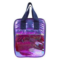 Fashion Angels Style Lab Lunch Tote Puffer Navy Gradient