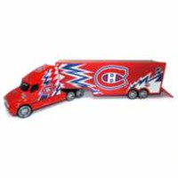 NHL Transport Truck Montreal Canadiens