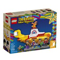 LEGO Ideas - Yellow Submarine (21306)