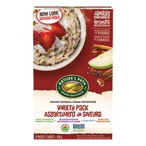 Nature's Path Organic Hot Oatmeal Variety Pack