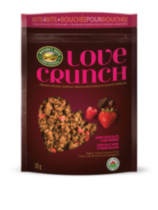 Nature's Path Organic Dark Chocolate & Red Berries Love Crunch Granola