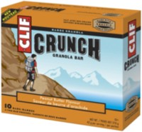 Clif Crunch Peanut Buttter Granola Bar