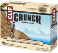 Clif Crunch White Chocolate Macadamia Granola Bar