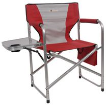 North 49 Kapra Director's Chair Red