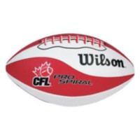 Wilson CFL Pro Spiral Mini-Red/White