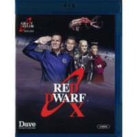 Red Dwarf: X (Blu-ray)