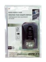 Woods Industries Block Heater Timer