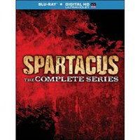 Spartacus: The Complete Series (Blu-ray + Digital HD)