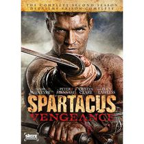 Spartacus: Vengeance - The Complete Second Season (Bilingual)