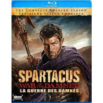 Spartacus: War Of The Damed (Blu-ray) (Bilingual)
