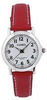 Cardinal Caprice Ladies' Leather Strap Analogue Watch