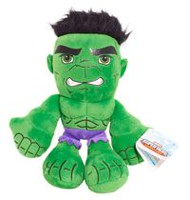 Marvel SHA Small Superheroes Hulk Toy