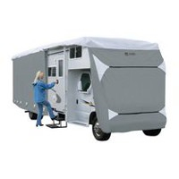 Classic Accessories RV PolyPRO™3 Class C Cover, Fits 23' to 26'L RVs