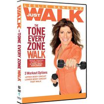 Leslie Sansone: Just Walk - The Tone Every Zone Walk
