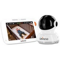 "Levana Willow 5"" Touchscreen Pan/Tilt/Zoom Video Baby Monitor"