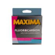 Maxima Fluorocarbon Leader - 8 lbs.