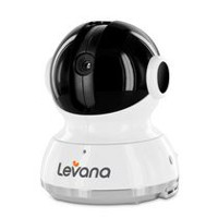 Levana Pan, Tilt & Zoom Additional Camera Video Baby Monitor
