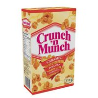 Crunch 'n Munch® Caramel with Peanuts Ready-to-Eat Popcorn