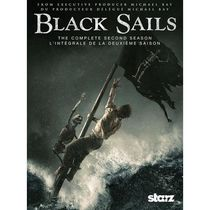 Black Sails: The Complete Second Season (Bilingual)