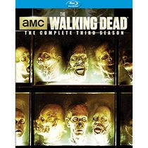 The Walking Dead: The Complete Third Season (Lenticular O-Card) (Blu-ray)