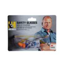 3M Holmes Clear Safety Glasses
