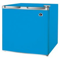 1.6 CU FT BAR FRIDGE, BLUE