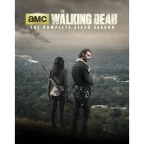 The Walking Dead: The Complete Sixth Season (Steelbook) (Blu-ray) (Bilingual)