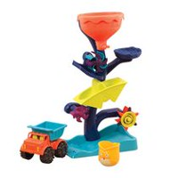 B. Owl About Waterfalls Water Wheel Toy