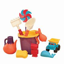B. Ready Tomato Summer Beach Bag Playset