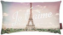 Gouchee Home TOUR DE PARIS Je t'aime Cushion