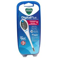 VICKS Digital Thermometer with Extra Large Display