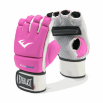 Everlast Pink Kickboxing Gloves 4403P