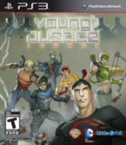 Young Justice Legacy PS3