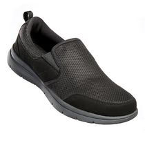 Denver Hayes Sudbury II Slip-On Men's Black Shoes 11M