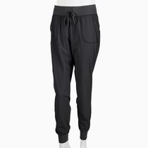Athletic Works Women's Woven Pant Black M/M