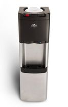 Glacial Top Loading, Stainless Steel, Hot and Cold Water Cooler