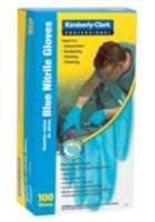 KleenGuard Blue Nitrile Gloves
