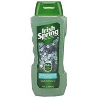 Irish Spring Deep Action Scrub Body Wash