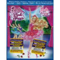 Barbie In The Pink Shoes (Blu-ray + DVD + Digital Copy + Ultraviolet) (Bilingual)