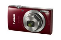 Canon PowerShot Elph 180 Red Digital Camera