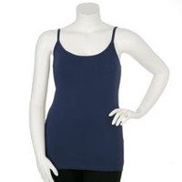 George Plus Women's Jersey Cami Navy 4X