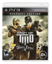 Army Of Two – The Devil Cartel Overkill Edition for PS3