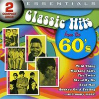 Various Artists - Classic Hits From The 60s (2CD)